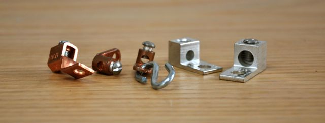 Electrical Ground Lugs For Art Hanging System